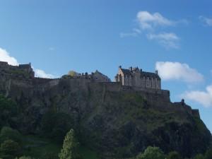Edinburgh Castle -Scotland