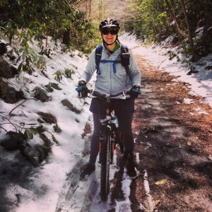 Biking the Virginia Creeper Trail Photo by Rachael Koplin